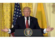 presidente trump arremete contra las filtraciones en su gobierno y defiende a su yerno, jared kushner