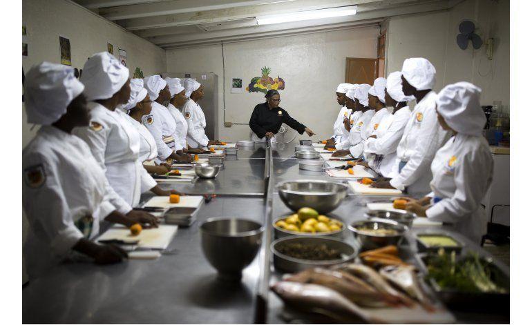 Chefs reviven la tradición culinaria haitiana