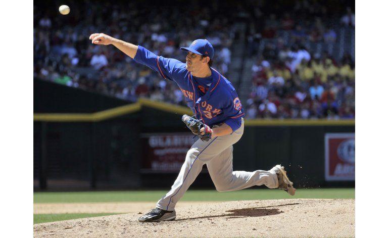 El pitcheo abridor de los Mets se marchita