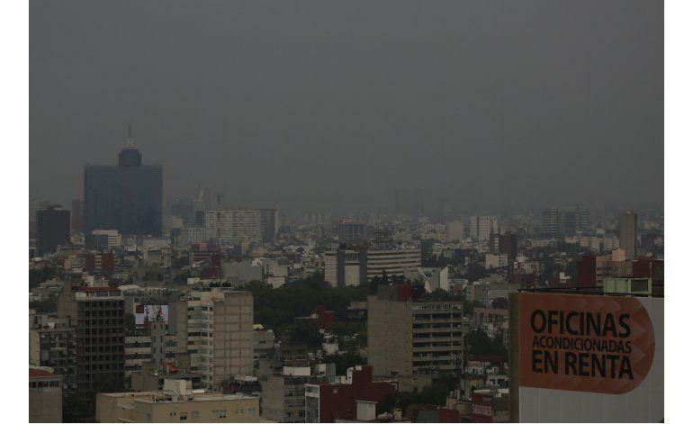 Ciudad de México hila 5 días de alerta por contaminación