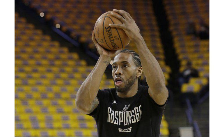 NBA: Westbrook, Harden y Leonard van por el JMV