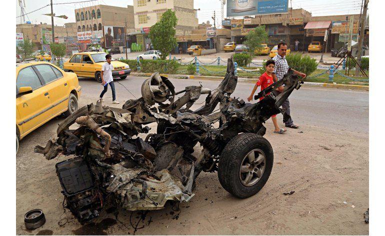 Al menos 8 muertos en ataque suicida cerca de Basora, Irak