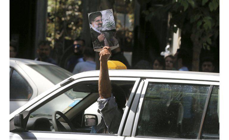 El presidente en funciones gana las elecciones de Irán