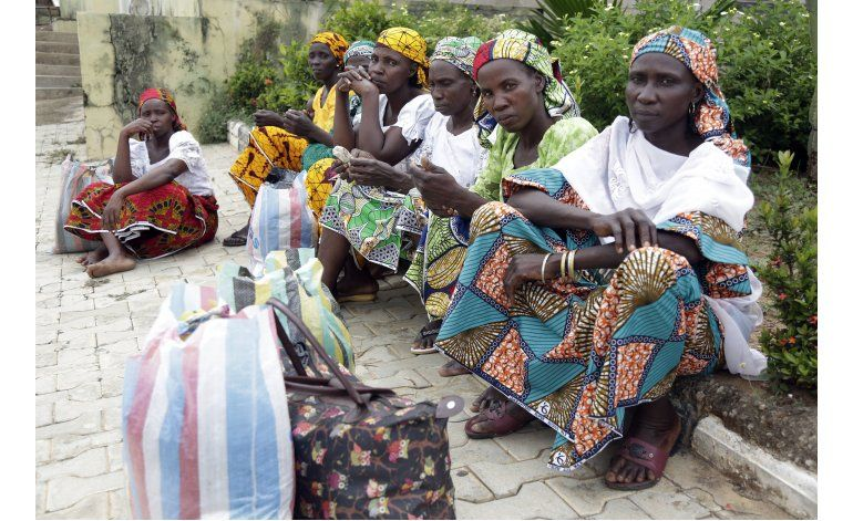 Nigeria: Niñas secuestradas se reencuentran con sus familias