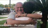 La sorpresa de Carlos Otero que dejó sin palabras a su hijo