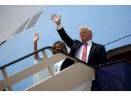 trump: cada vez mas causa comun de naciones contra iran