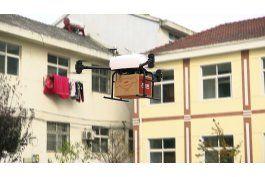 tienda online china trabaja en dron que cargue una tonelada
