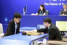 una computadora gana al campeon chino de go