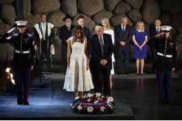 trump dice que el holocausto fue ?la hora mas oscura?