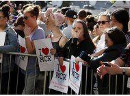 padres discrepan sobre miedo a conciertos tras manchester