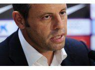 detenido rosell, expresidente del barsa, en caso de blanqueo