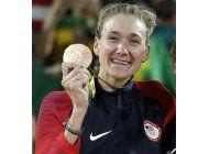 algunas medallas de rio 2016 se estan deteriorando