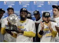 warriors, mas fuertes en su 3ra final seguida de la nba