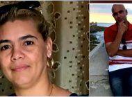 policia balea a un hombre tras apunalar a su ex esposa