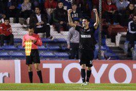 lanus vence 1-0 a nacional y avanza a octavos como primero