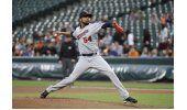Santana lanza pelota de 2 hits; Mellizos vencen a Orioles