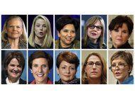 ceos mujeres ganan mas dinero, pero siguen siendo pocas