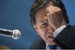 buscado expresidente toledo reaparece en publico en n. york