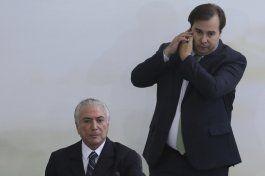 posibles presidentes de brasil en caso de salida de temer