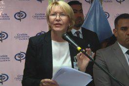 fiscal general de venezuela deja al descubierto al gobierno de nicolas maduro