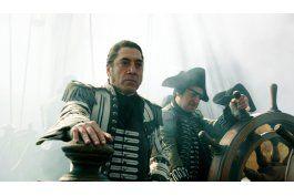 los ?piratas del caribe? se adentran en nuevas aguas