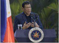 trump elogia combate de filipinas contra las drogas