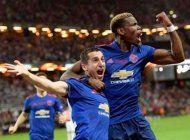 manchester united vence a ajax y gana la liga europa