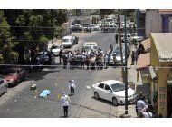 mexico: prensa vulnerable en lucha de narcos por titulares