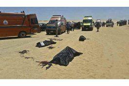 ataque contra cristianos en egipto deja al menos 28 muertos