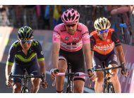 giro: quintana recupera maglia rosa cuando restan dos etapas