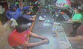 Intentan robar en restaurante de la calle Flager