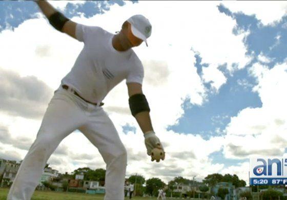 Los ciegos en Cuba también juegan pelota