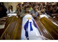 egipto: isis se declara responsable de ataque a coptos