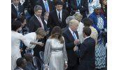 Trump por anunciar si EEUU deja acuerdo climático de París