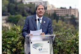 declaracion g7: eeuu no se suma a consenso sobre clima
