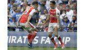 Arsenal vence a Chelsea y gana la Copa de la FA