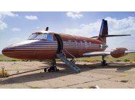 subastan jet privado de elvis abandonado durante 35 anos