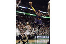lebron no se arredra ante los temibles warriors
