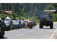 fuerzas filipinas ganan terreno en ciudad sitiada