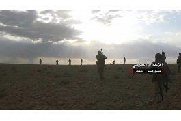 reportan mas ataques aereos en raqqa, siria