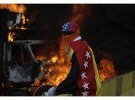 venezuela: henrique capriles afectado por gases en protesta
