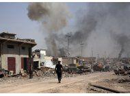 paramilitares buscan tomar pueblo clave de irak