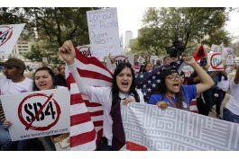 realizan actividades en apoyo a migrantes que viven en texas