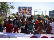 trabajadores textiles de haiti demandan mas salario