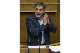 grecia: acreedores deben cumplir promesa de aligerar deuda