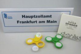 por que el aeropuerto de frankfurt confisco 35 toneladas de fidget spinners, el juguete que fascina a los ninos