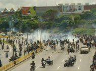 2600 protestas en venezuela durante los 82 dias de manifestaciones contra el gobierno