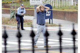pistolero del ?pizzagate? es condenado a 4 anos de prision