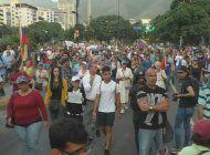 oposicion venezolana marcha en apoyo de la fiscal general luisa ortega diaz