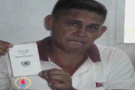 exigen la liberacion del opositor cubano que cumple 31 dias de huelga de hambre